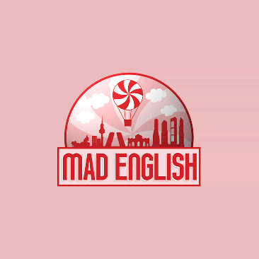 Mad English Logo - Branding | Tosat Estudio Gráfico